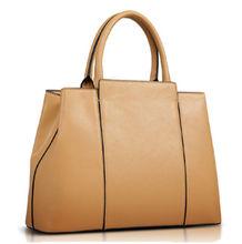 Women portable crocodile pattern handbag shoulder bag 2014 new fashion leather handbags