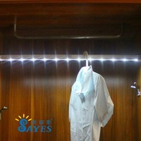 New cabinet led lighting Battery Operated sensor led wardrobe light with PIR Infrared Wireless Motion Sensor