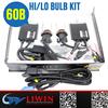 Liwin brand best hid xenon conversion kit xenon hid moto kit 75w hid xenon kit for 4x4 SUV