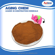 Brown Powder Lignin Sulphonates Calcium Lignosulfonate MG-2A Skype linda.zhou75