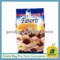 plastic packing bag for dog food MJ02-F00263 food grade guangzhou factory made in china .