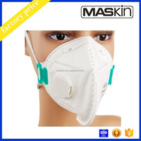 N95 anti pollution mask, portable respirator manufacturer