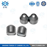 Brand new carbide grinding tungsten button