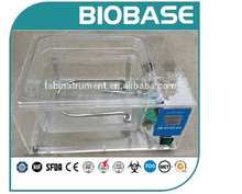 BIOBASE new design structure Laboratory Transparent Water Bath, 8L water bath price