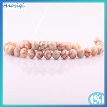 fashion jewelry natural rhodonite gemstone loose beads