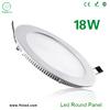Ultra thin led panel light,18W round led panel light surfacemounted