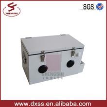 Portable Blue tooth Multifunction Metal Music Cooler Box speaker cooler
