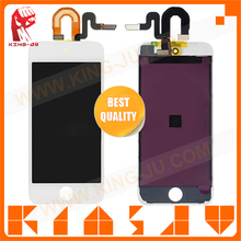 KING-JU Factory Price front LCD for ipod touch 5,Foxconn Wholesale in 2015 for ipod touch 5th generation