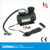 12 volt DC portable car tire inflator pump car mini electric air inflator