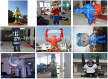 2012 advertising inflatables cartoon