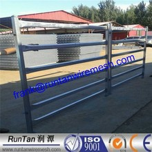 ISO9001 anping faqctory hot dipped galvanized Farm Cattle Fence for farm (Since 1989)