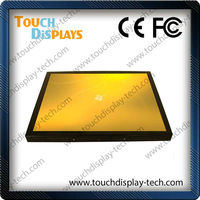 7 inch wide digital tft-lcd touch screen monitor