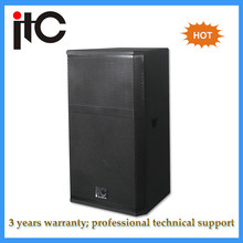 Low price best stage professional concert speakers
