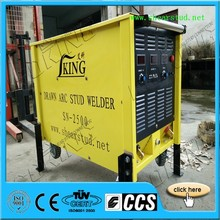 Metal Deck Welding Equipment Inverter ARC Stud Welder