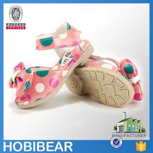 HOBIBEAR 2015 shoes wholesale import new design bow children shoes
