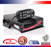 12v 400watt dual sound channel circuit electronic siren amplifiers