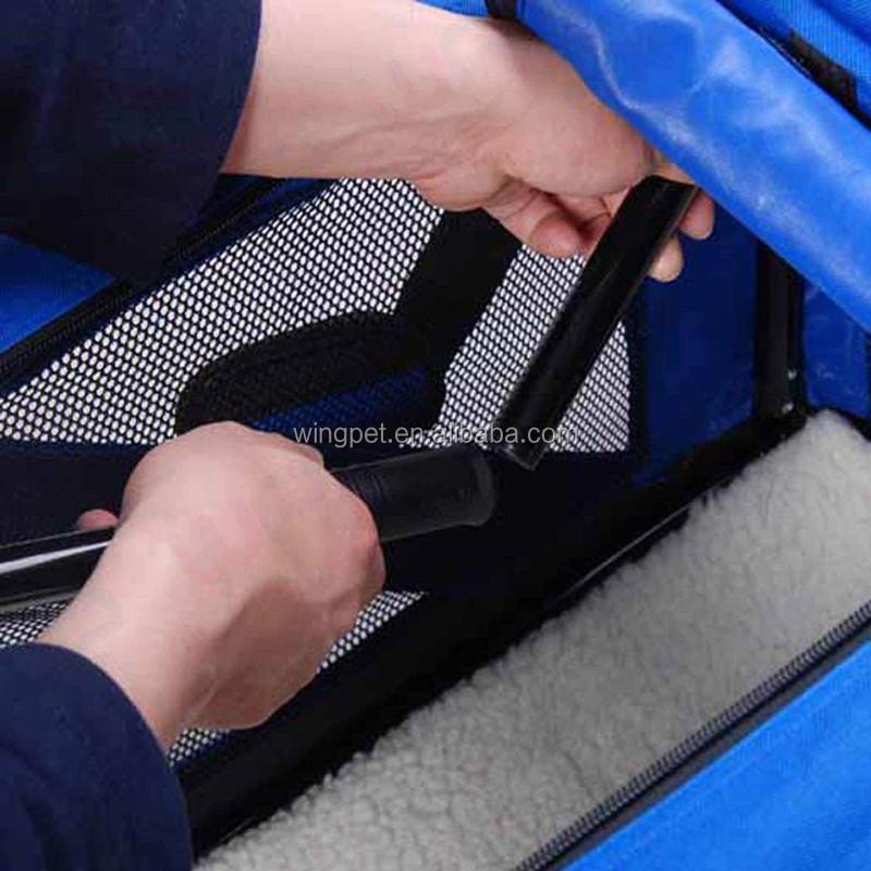 High Quality Pet Carrier Dog Carrier Bag in Blue