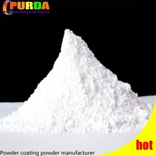 Polyester TGIC Ral 9016 Powder Coating