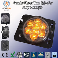 orange turn signal light led front wireless turn signal