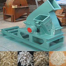 New type and high-yield 3 point hitch wood chipper