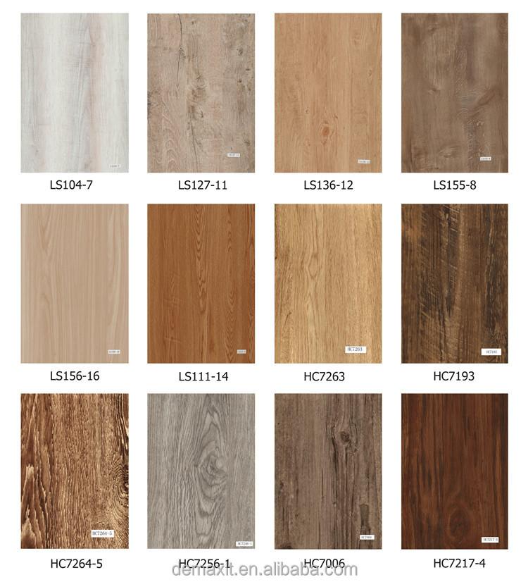 Self adhesive wood looking pvc vinyl flooring planks buy for High quality vinyl flooring