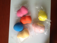 hot sale!!! latex free makeup sponge, makeup powder puff,