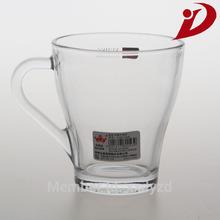 de alta calidad de taza de vidrio para café y té