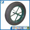 Factory Cheap Wheelbarrow Steel Rim Solid Rubber Wheel 15x3