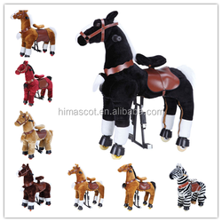 CE high quality mechanical horse for children.mechanical horse kids rides for sale