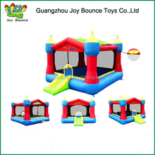 2015 Newly Colorful Inflatable Castle / Kids Used Inflatable Jumping Castle/ Inflatable Bouncer Castle For Sale