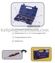 Azul de usos múltiples de auto- llave de cierre( it10- 27a)