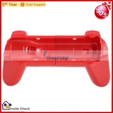 Special Offer !! Plastic Flexible Remote Controller Hand Grip for Wii Red