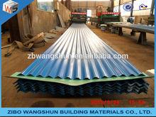 Color Steel Roof Ridge Cap Popular with Prepainted Steel Roof Sheet