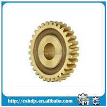 Factory direct sales all kinds of micro worm wheel gear