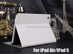 Luxury Design PU Leather Tablet PC 9.7'' Cover For iPad Air/iPad 5 Case