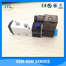4V series two position five way solenoid valve 4V210-08(Burning coil is not bad)