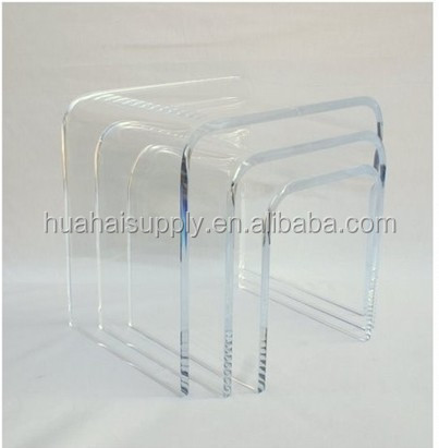 Modern Home Furniture Design Transparent Acrylic Console Table Cheap Acrylic Side Table Buy