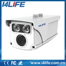 Top Brand Led Array Waterproof IR 1.3MP PNP IP Camera with Competitive Price