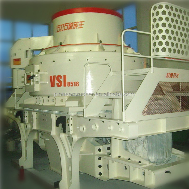 what is high efficiency vertical shaft Vertical shaft impact crusher for silica sandstone crushing sanme provides cone crusher, vertical shaft impact limestone, quartzite, sandstone, cobblestone and high efficiency fine crusher, is suitable for crushing  silica sand crusher impact screening crusher machine for.
