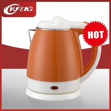 Fashional designed red 1.8l electronic kettle