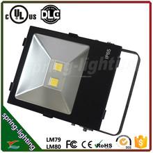 Outdoor ip65 waterproof Aluminum materials 6500K 100w LED Flood Light