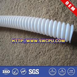 Custom plastic corrugated pipe