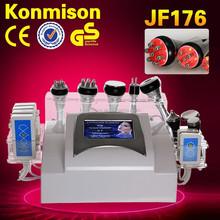2015 hot sale portable multifunction laser if ultrasonic cavitation machine