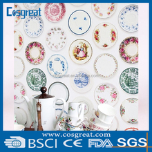 melamine plate series all kinds of melamine plate