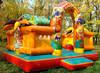 Top grade custom-made inflatable fun city kids park