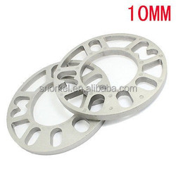 4/5 Studs Thickness Universal Car PRO Aluminum Wheel Spacers New 10MM