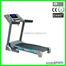 TM545H High Deck Running Machine Exercise Running Machine