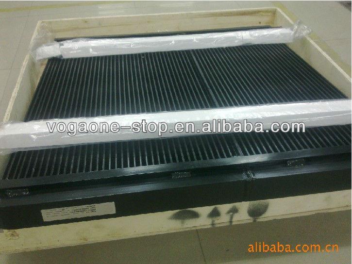 Sullair kompressor Ölkühler wärmetauscher kühler für schraubenluftverdichter teile 88290002-458