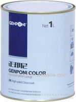 Touch up Paint Silver binder GPI series for Auto refinishing