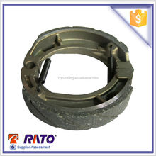 Hot sale DY100 Chinese brand motorcycle spare parts motorcycle brake shoes for sale